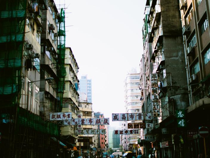 City street photographer