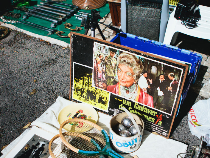 Flea Market Photography