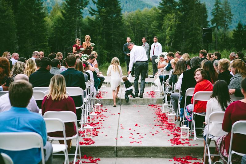 Laura Ring Photography | Mt. Rainier Wedding