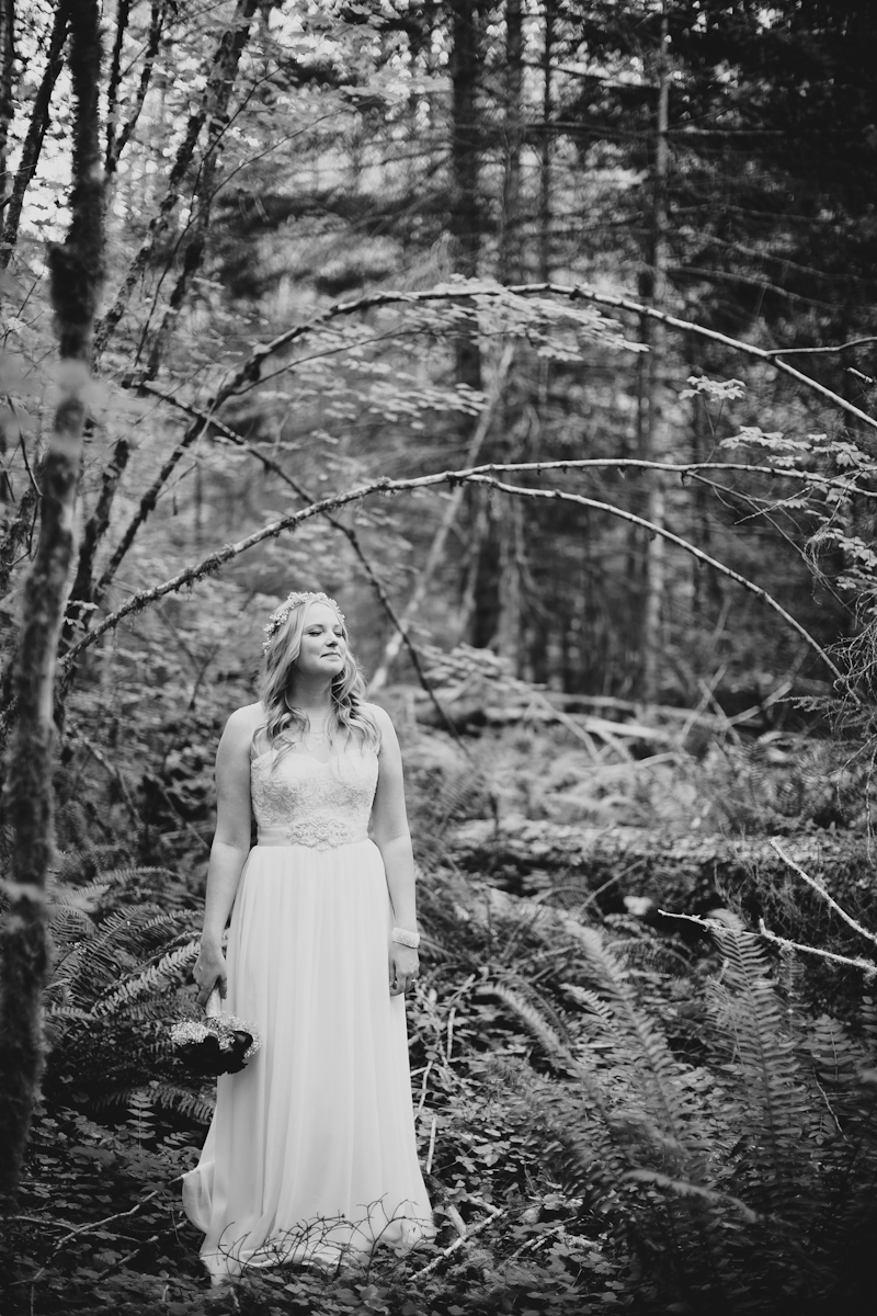 Laura Ring Photography | Mt. Rainier Wedding