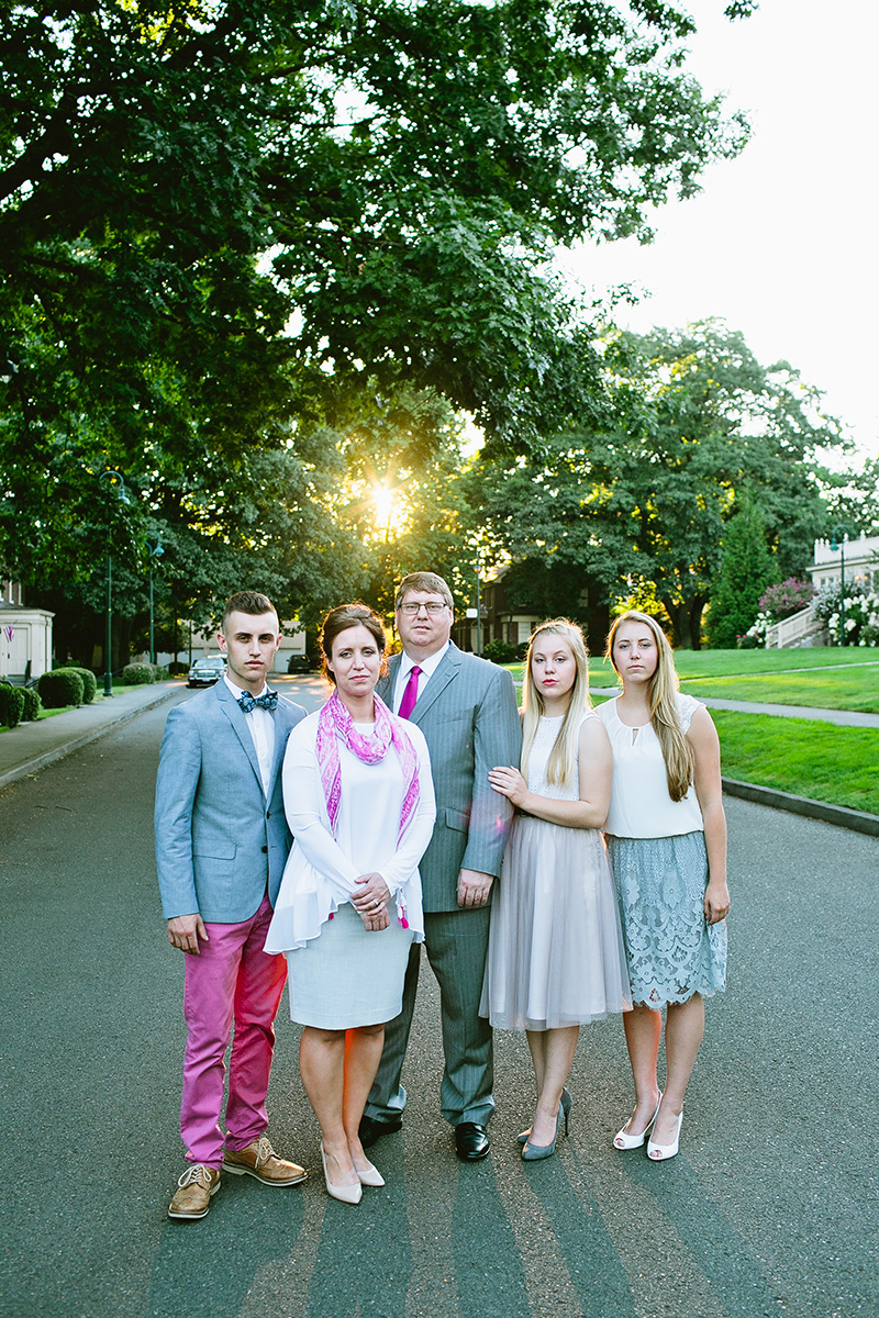 - Portland, Oregon Family