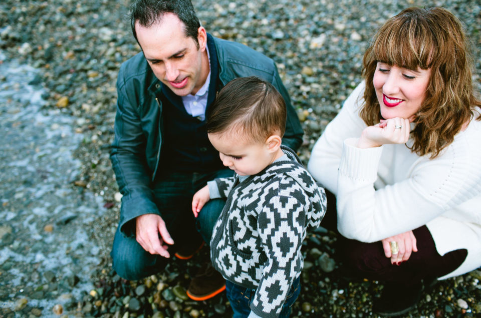 A West Seattle Family; Year 2