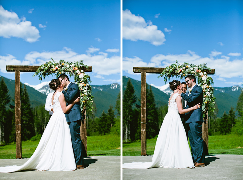 Laura Ring Photography - Mt Rainier Wedding - 4-5