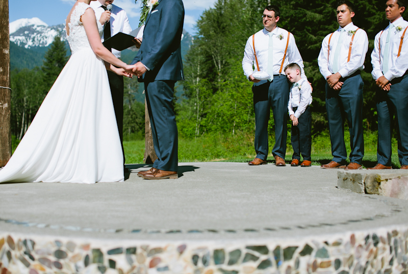 rainier wedding