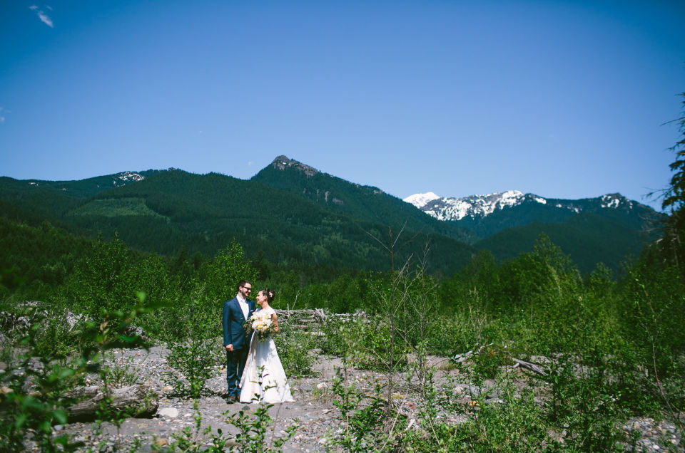A Mountain Wedding