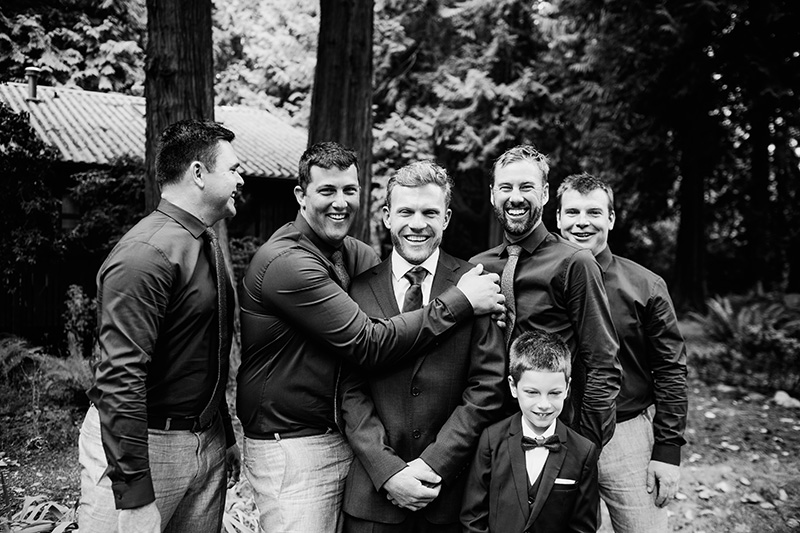 bainbridge seattle wedding photography